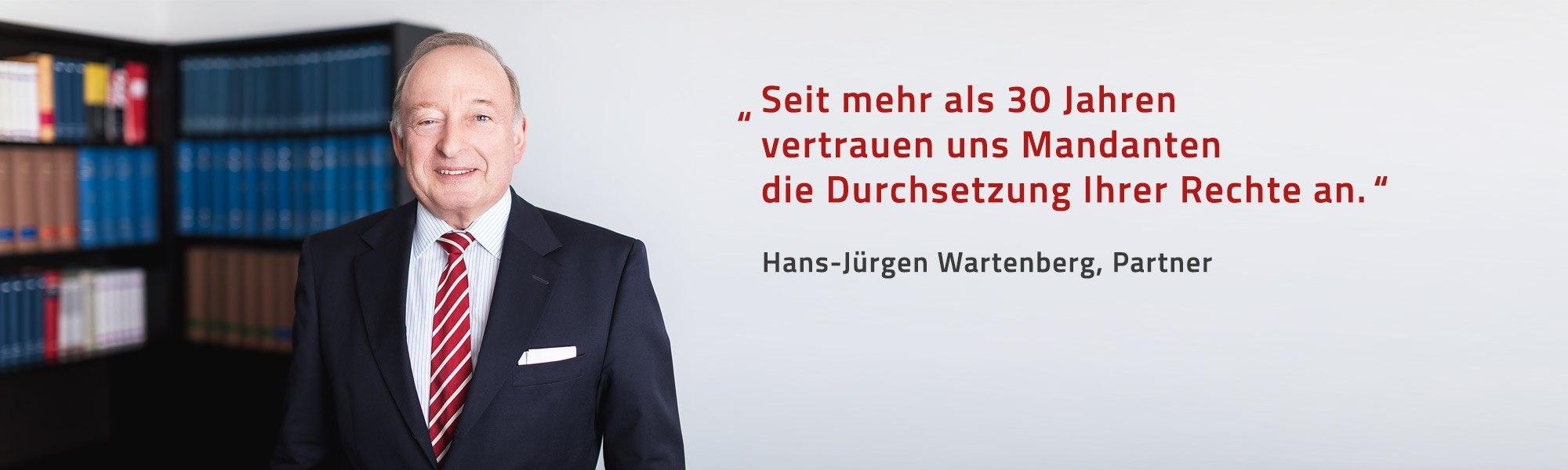 Seit mehr als 30 Jahren Ihr Rechtsanwalt in Wiesbaden